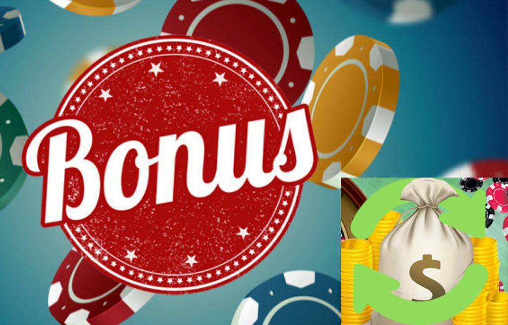 Casino cashback bonuses allow the players