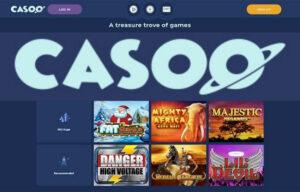 Casoo Casino - online casino for gambling