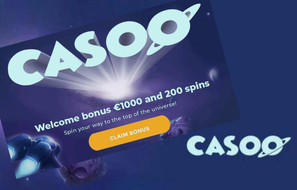 Casoo Casino free spins
