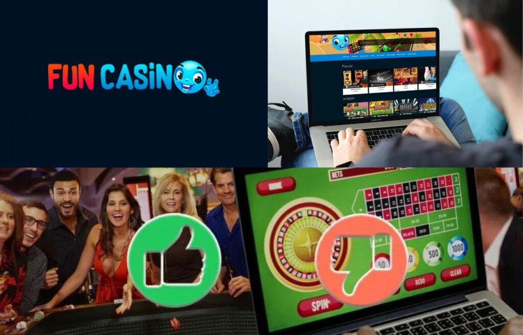 Fun Casino Pros and cons