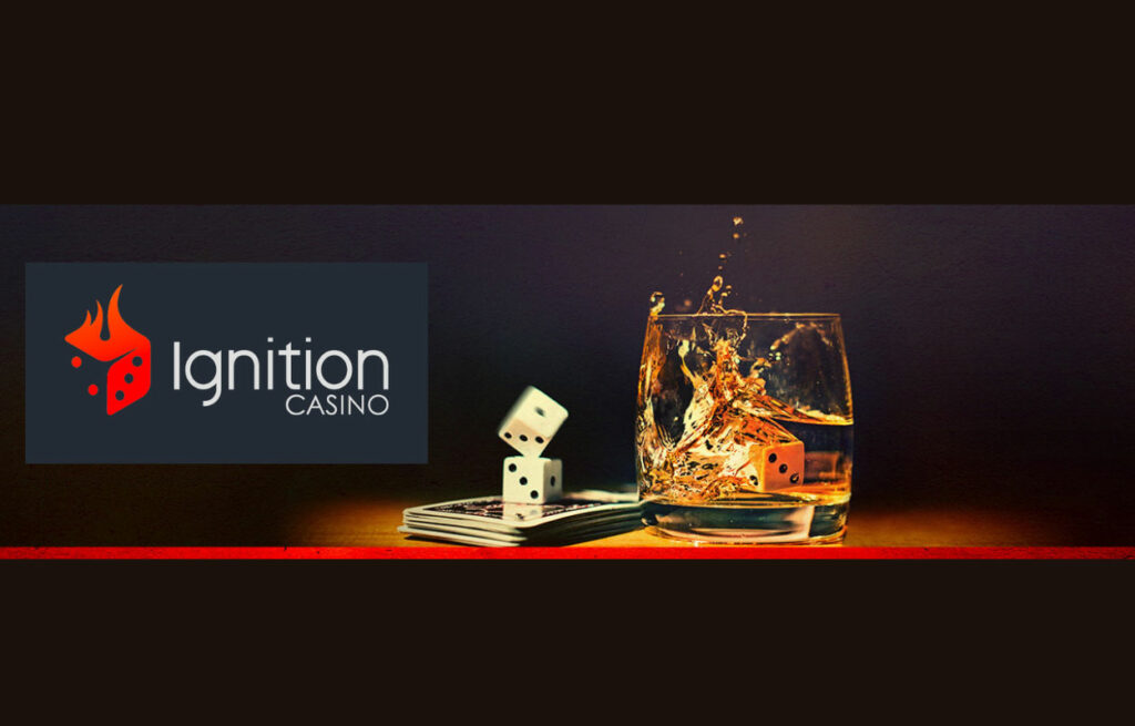 Ignition's live dealer games can fulfill your desire to play online