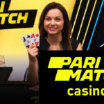 Parimatch - Betting and gambling games are available through the website