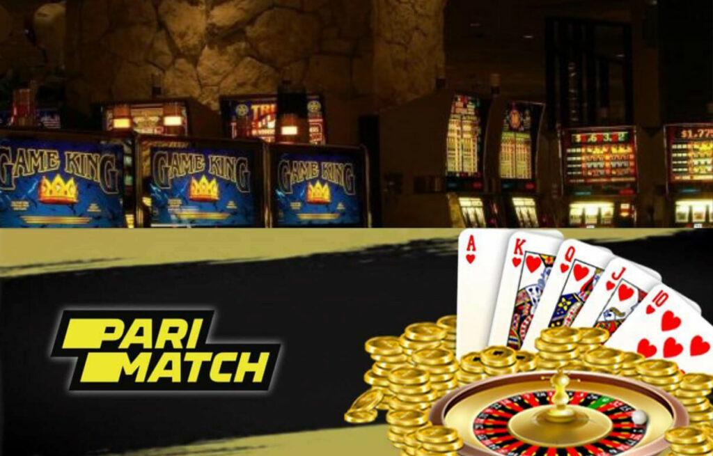 Parimatch gambling website