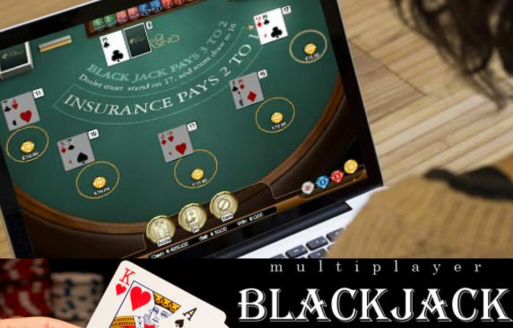 Blackjack differs from many other games at casinos