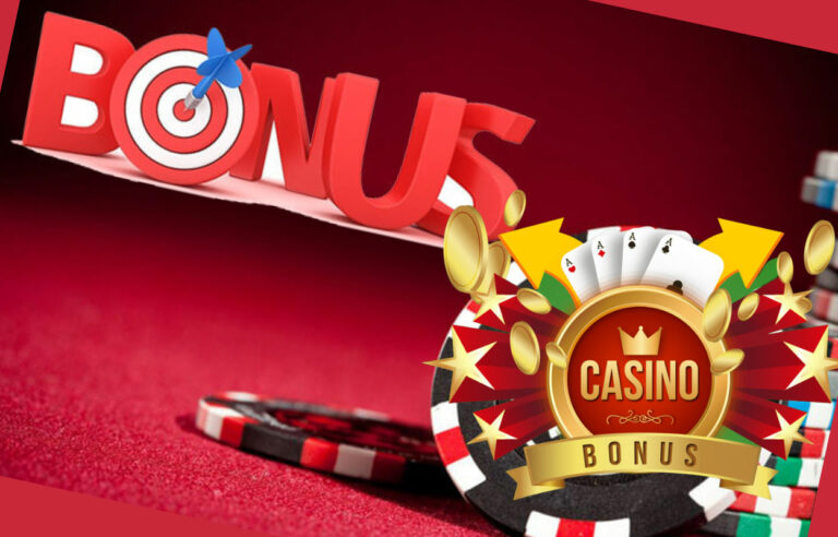 Top online casino bonuses to know about