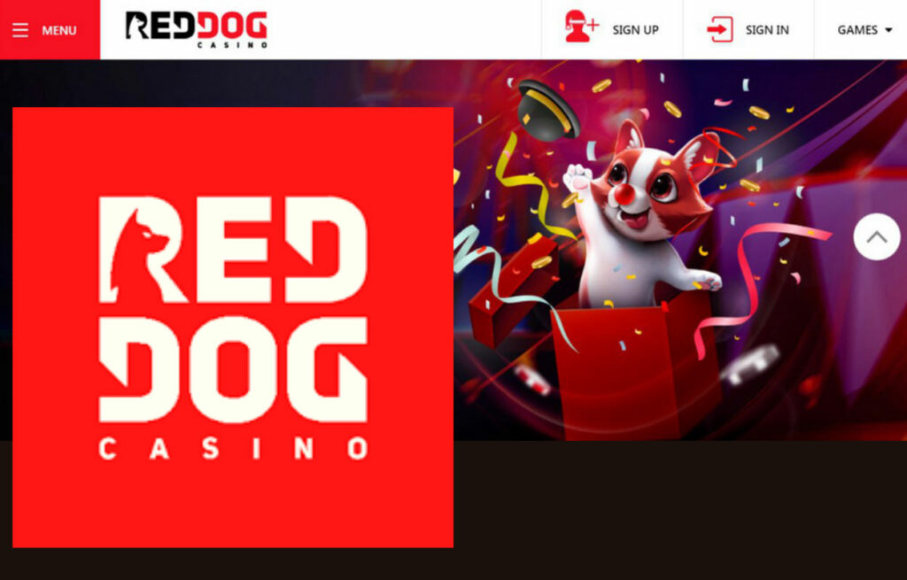 Red Dog Casino is known for its slots